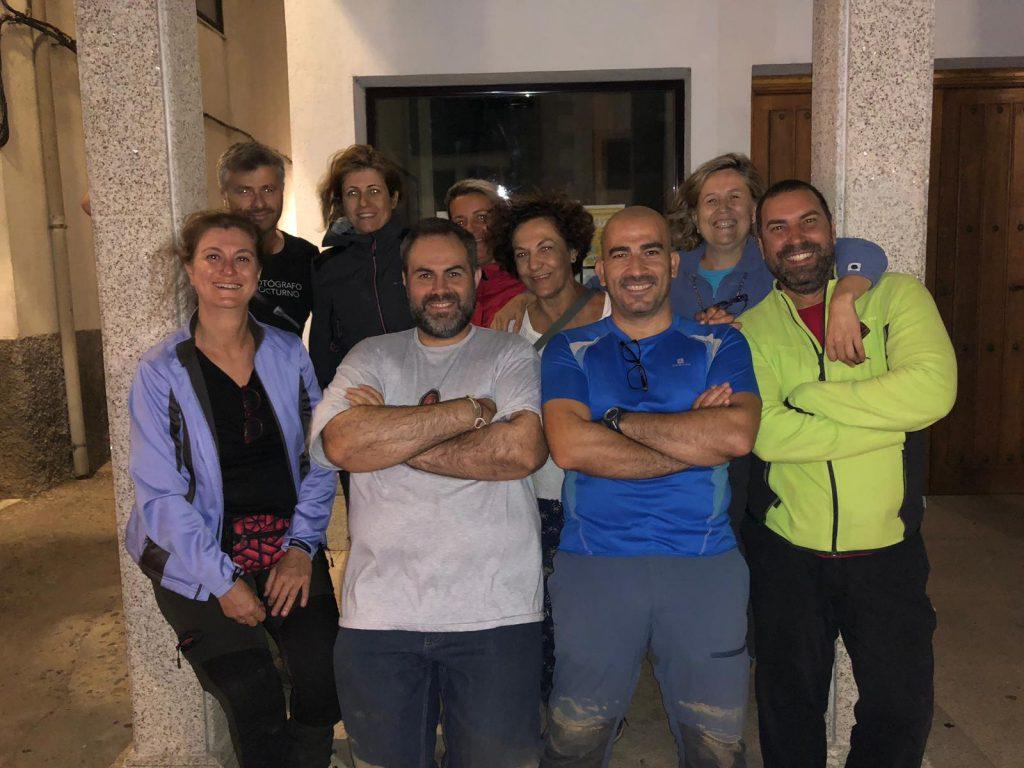 Cronica taller Sierra de Gata