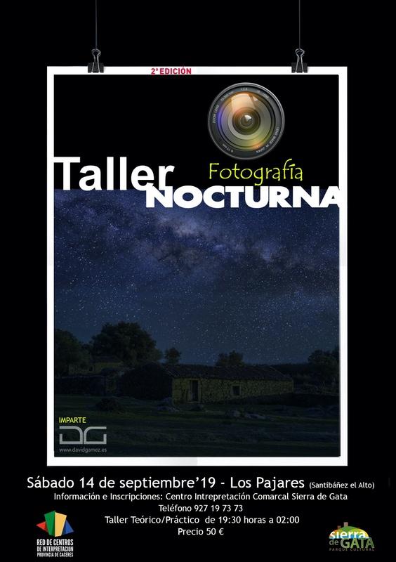 TALLER FOTOGRAFÍA NOCTURNA DG