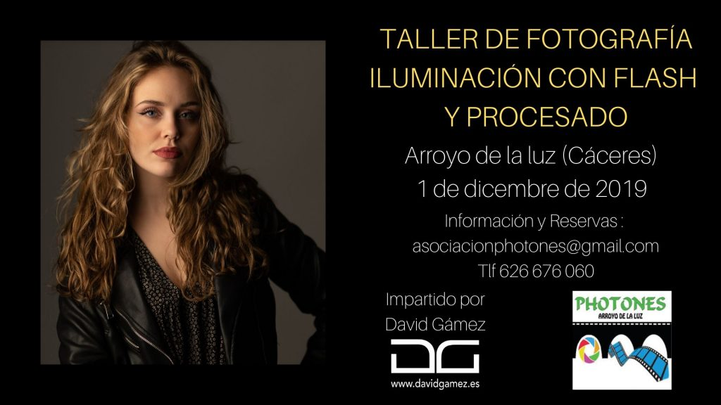 TALLER DE FOTOGRAFÍA ILUMINACIÓN CON FLASH Y PROCESADO (1)