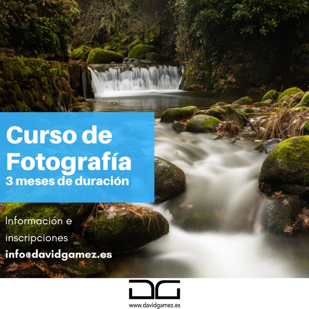 Curso de fotografía David Gámez